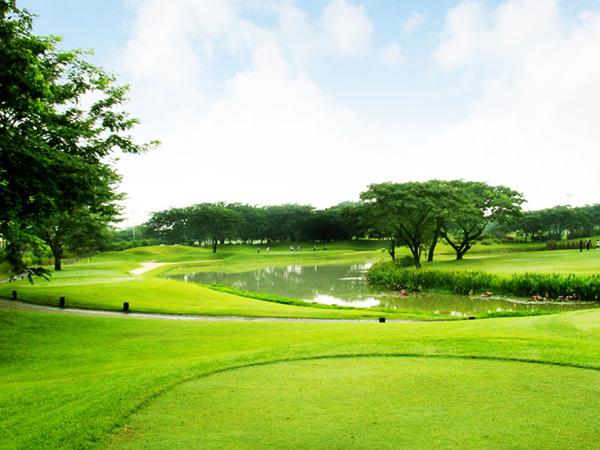 Dự án sân tập Golf Ciputra