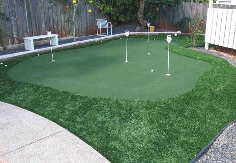 Thiết kế mini golf trong nhà