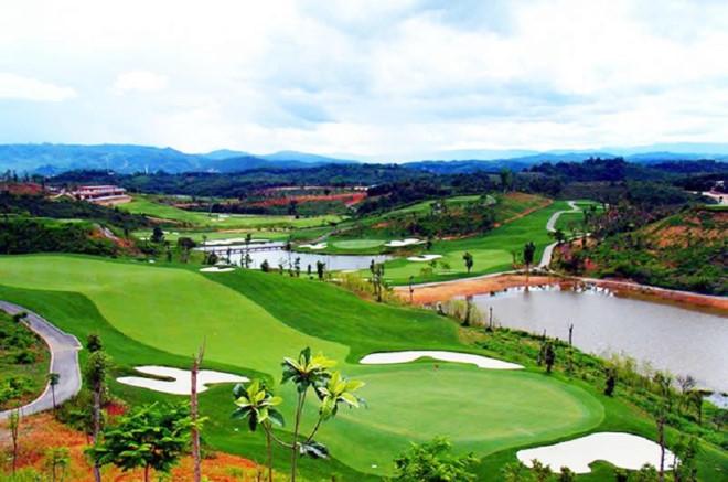 Sân golf đạt tiêu chuẩn quốc tế tại Việt Nam