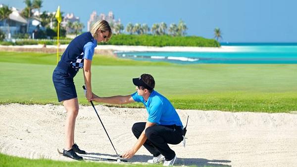 Các cú phát bóng được quy định trong Luật Golf