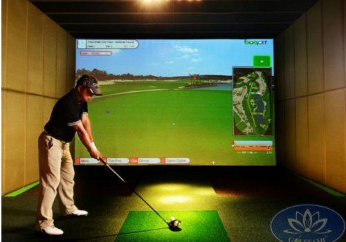 Tập đánh golf căn bản cho người mới chơi