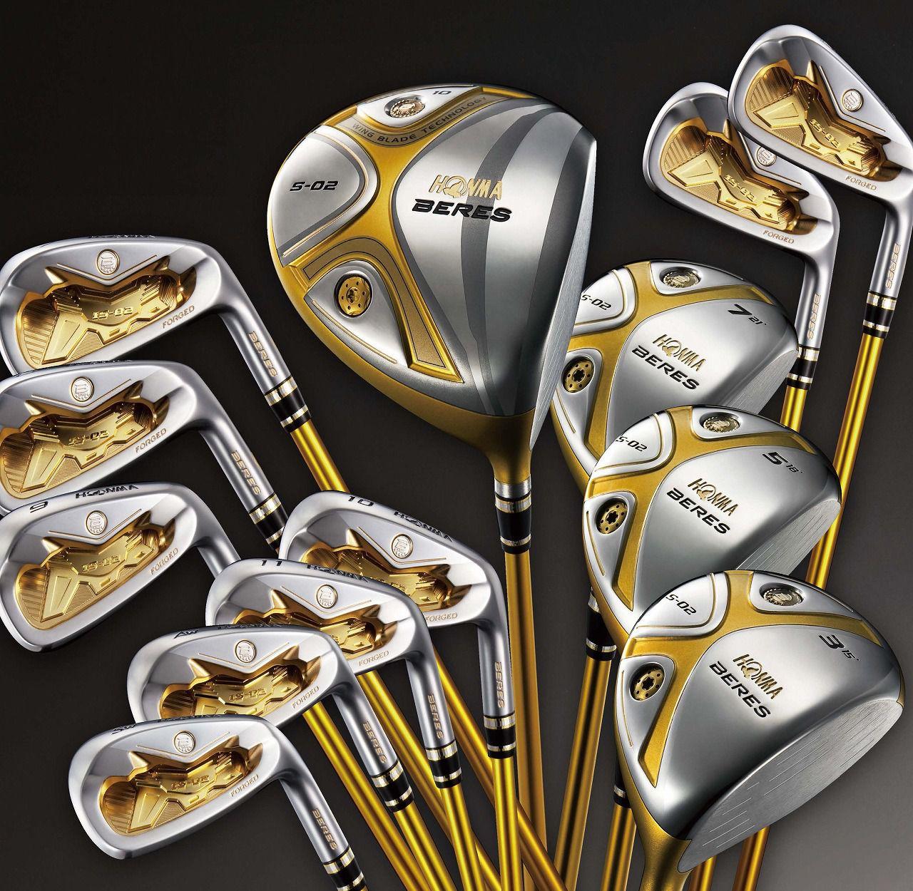 Các thương hiệu gậy golf nổi tiếng trên toàn thế giới