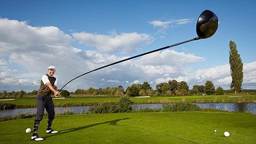 Những thiết bị golf siêu đắt đỏ của các golfer
