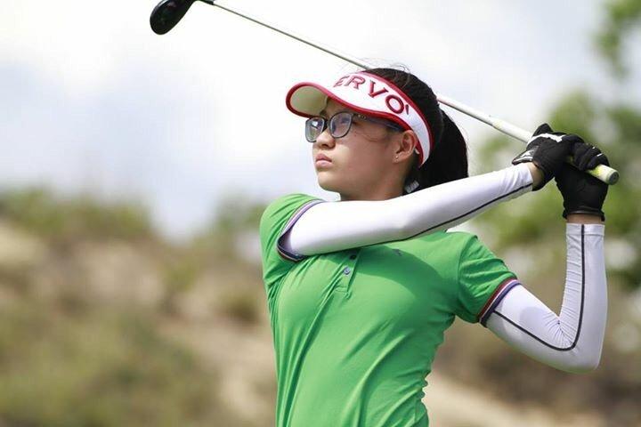 Golf thủ nhí 14 tuổi giành vé SEA Games 29