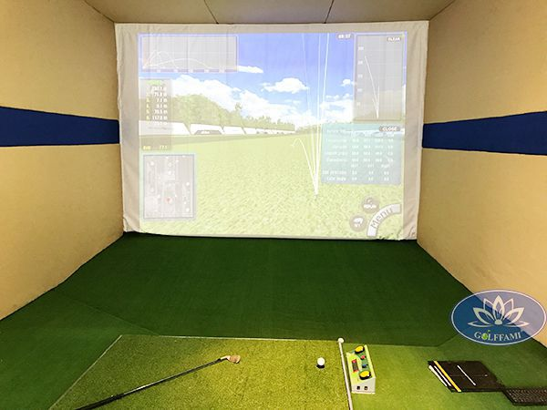 Mô hình golf 3D