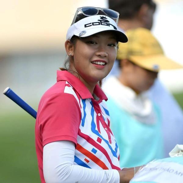 Ngôi sao của làng Golf Việt Nam tham dư SEA Games 29