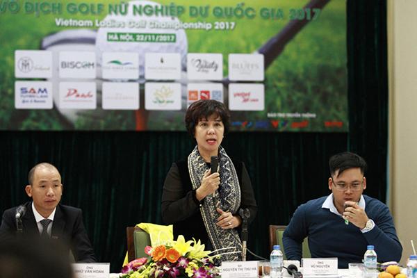 BTC giải vô địch quốc gia 2017 tại FLC Quy Nhơn