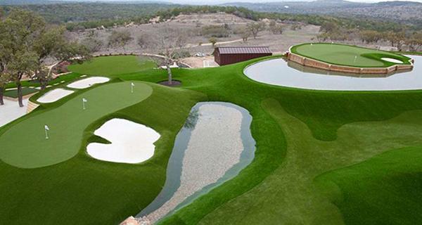 Các dự án sân golf Đồng Mô