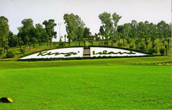 Dự án sân golf Đồng Mô