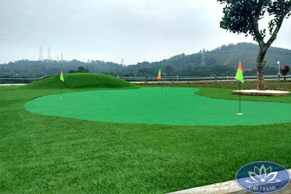 Mini golf Thạch Thất Hà Nội