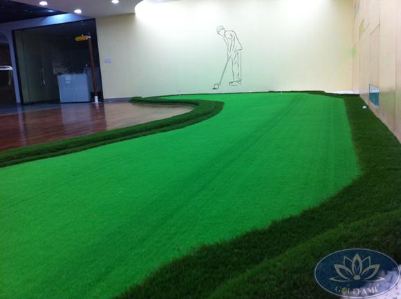 Phòng tập golf