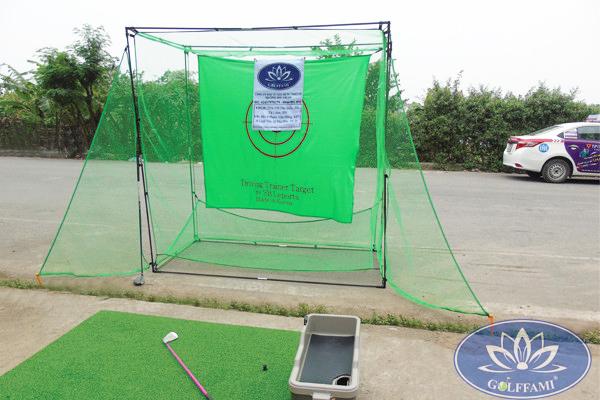 Bộ khung tập golf Hàn Quốc Gomi60 hoàn thiện