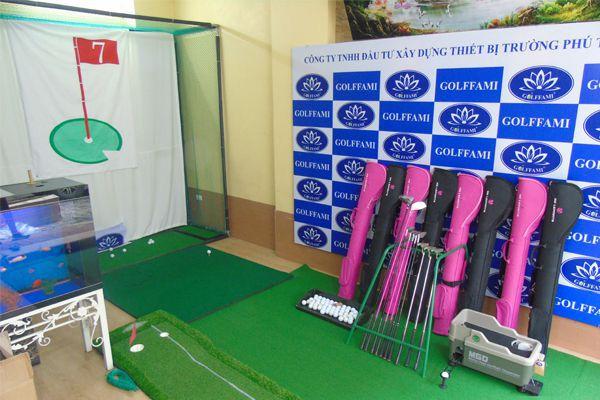 Bộ gậy golf Hàn Quốc