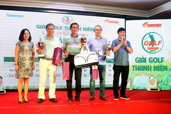 giải golf Thanh Niên