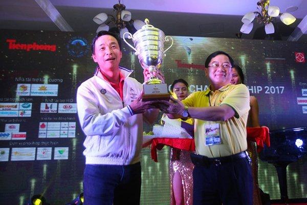 Giải Golf Tiền Phong Championship 2017