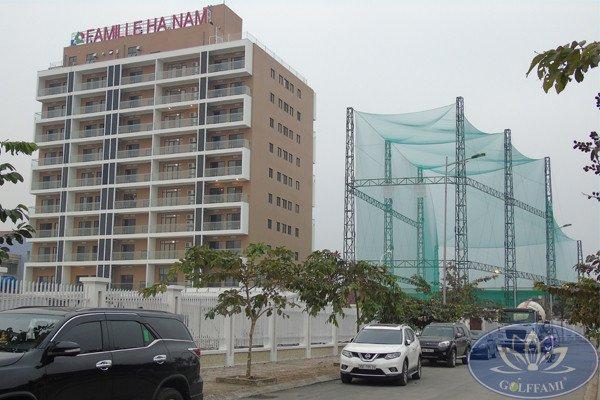 Dự án chung cư Nhật Bản cho thuê Famille Hà Nam