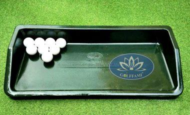 Khay đựng bóng golf cao su chất lượng cao - Golffami