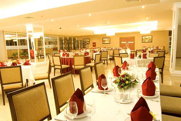 Nhà hàng sang trọng tại sân golf Đồng Nai