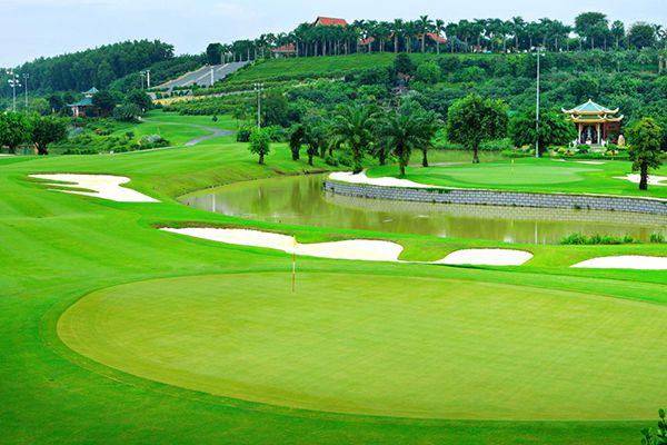 Sân golf Chí Linh - Sân golf thách thức nhất Việt Nam