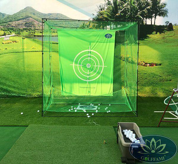 Bộ khung tập golf Gomik60-1