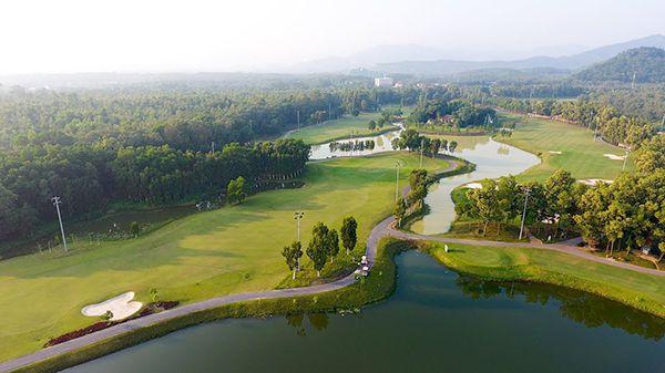 Khám phá Đại Lải Golf Club