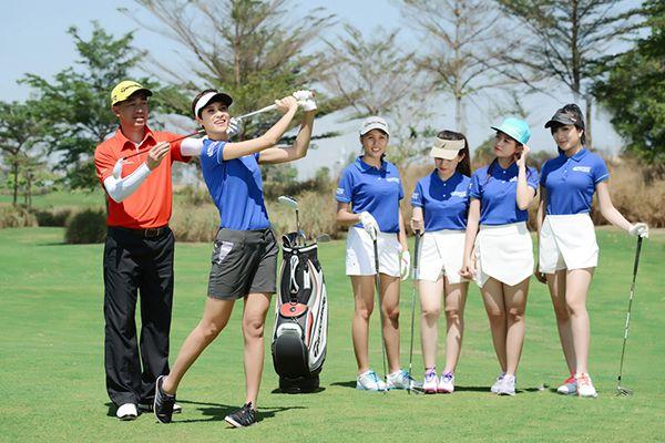 Dạy đánh golf cơ bản