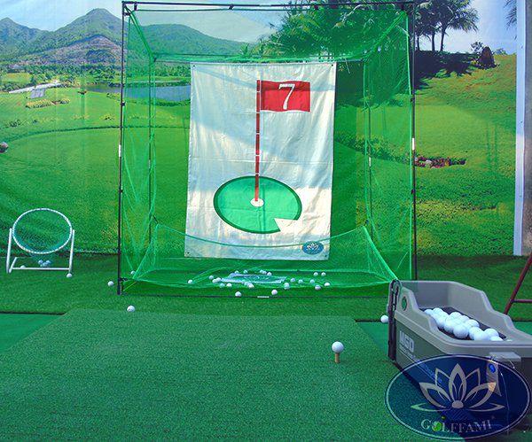 Bộ khung tập golf Gomik60-2