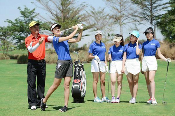 Học đánh golf ở TP HCM