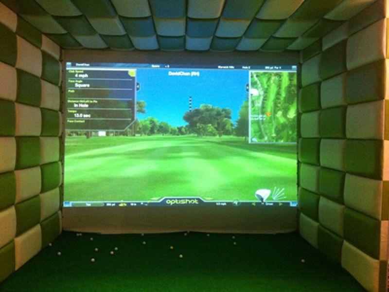 khuyến mãi lắp đặt phòng golf 3D