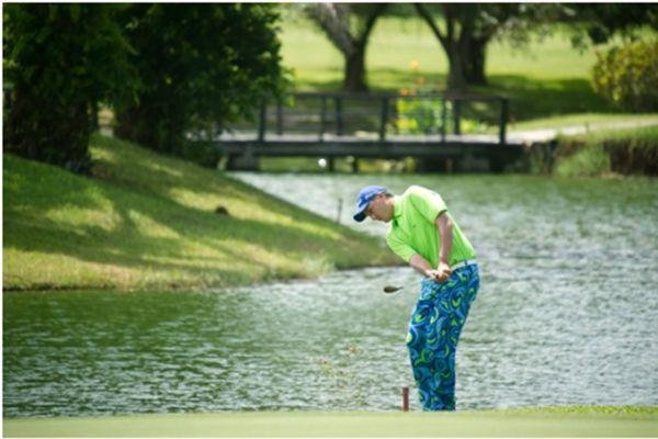 Thái Lan là thiên đường golf châu Á