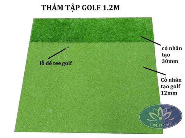 Thảm tập golf Gomit06