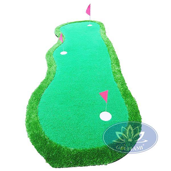 Thảm tập golf putting Gomip26