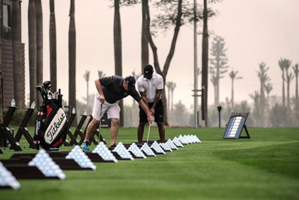 Các khoá học tại sân golf Ecopark