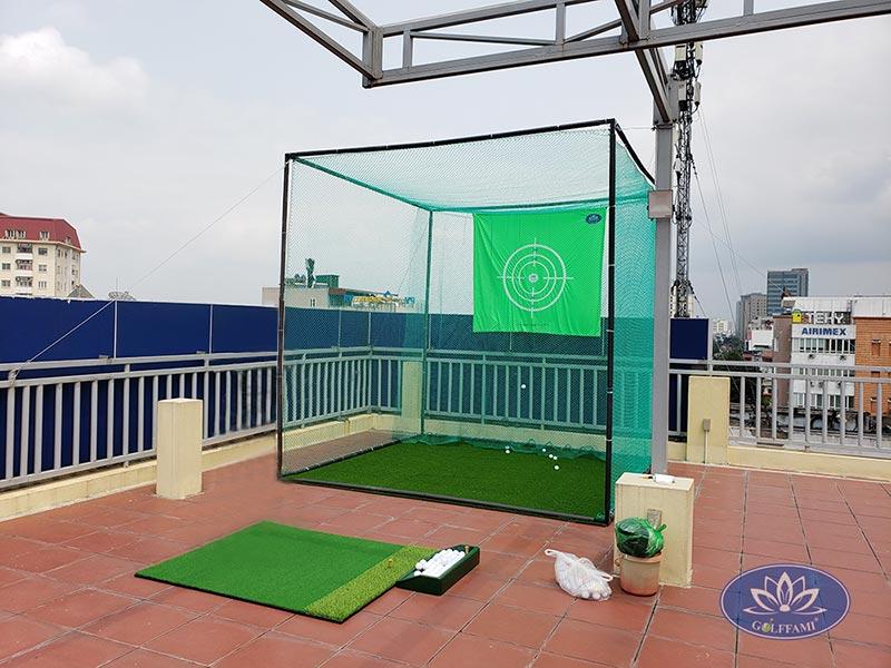 Bộ khung tập golf Gomik51
