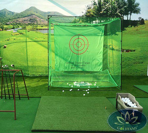 Bộ khung tập golf Gomik60-4