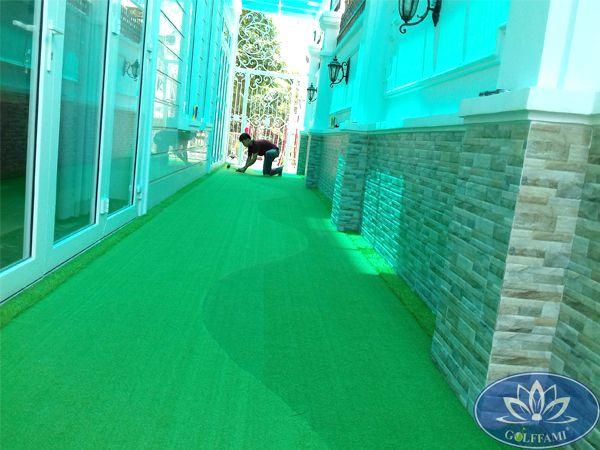 Thi công green golf là một trong những dịch vụ hàng đầu của Trường Phú Thuận