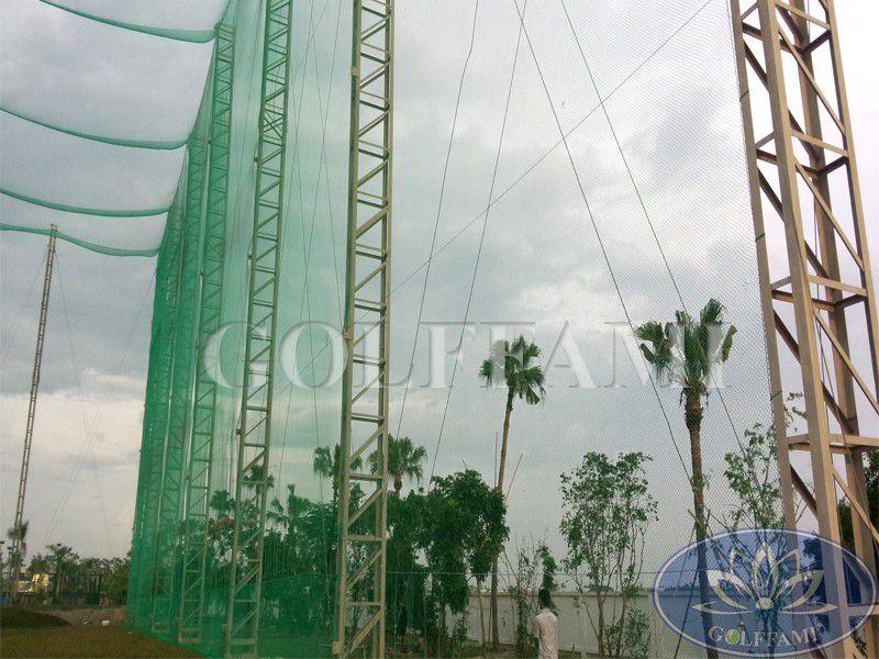 Cung cấp và thi công lưới golf cho dự án sân FLC Vĩnh Thịnh