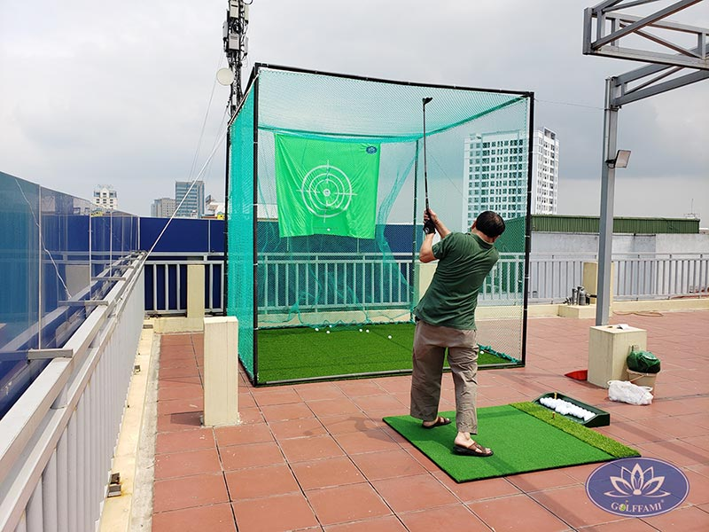Bộ khung tập golf Gomik51-1