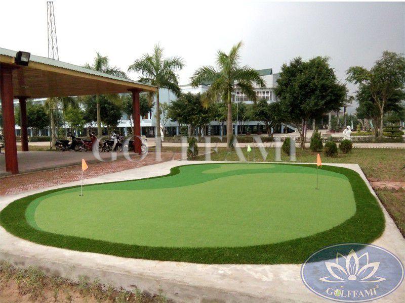 Sân tập golf Đảo Ngọc Xanh