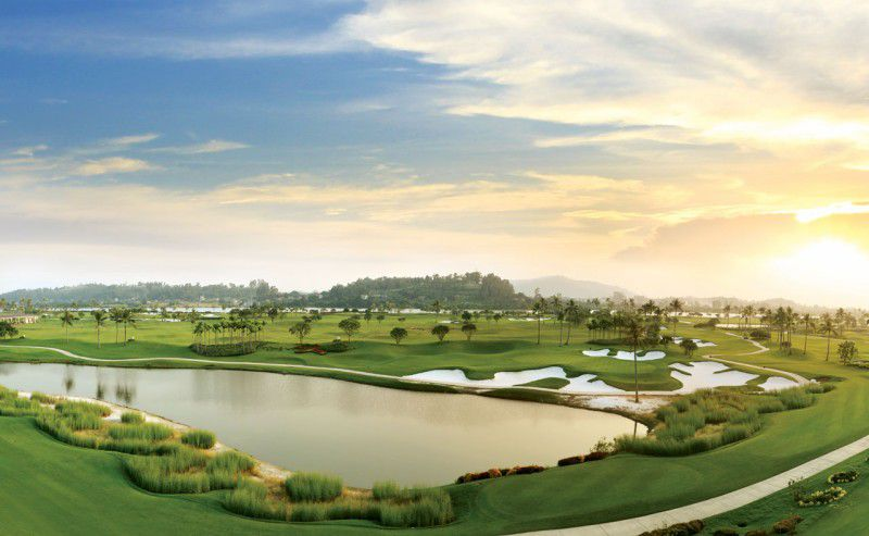 Sân golf Sông Giá