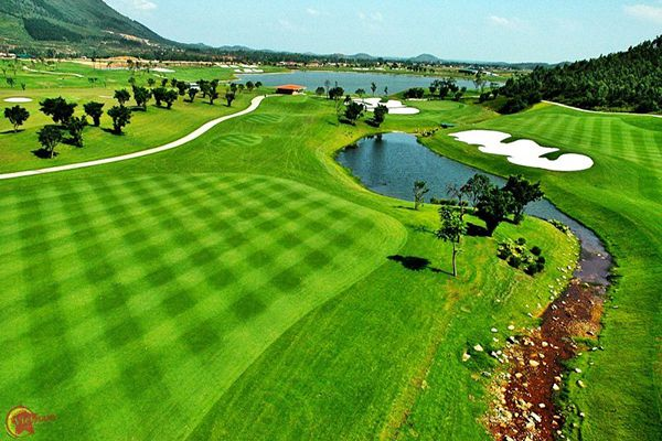 Sân golf Tam Đảo Resort