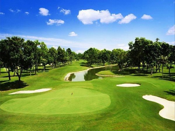 Vươn tầm đẳng cấp - Sân golf Thủ Đức