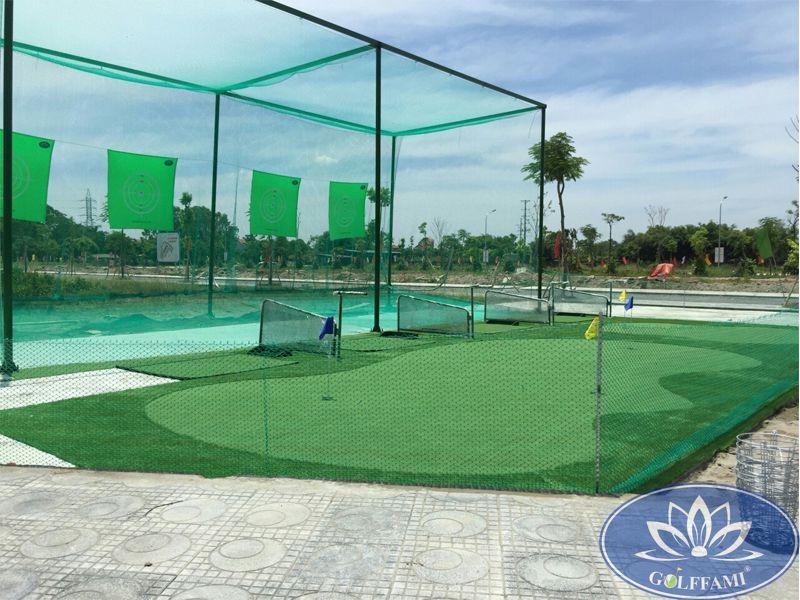 Golffami thi công mini golf tại Hưng Yên