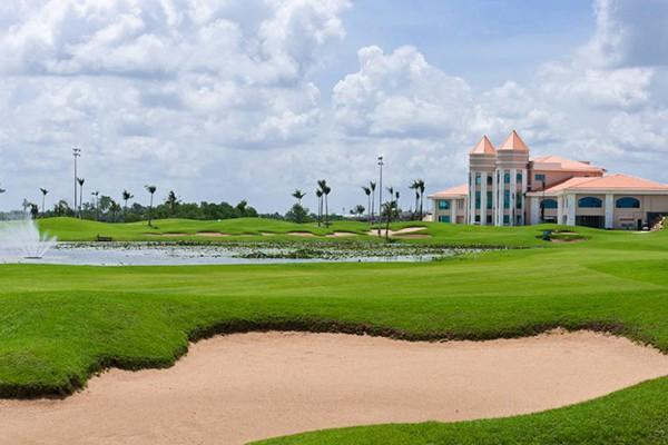 Sân golf Nhơn Trạch Đồng Nai