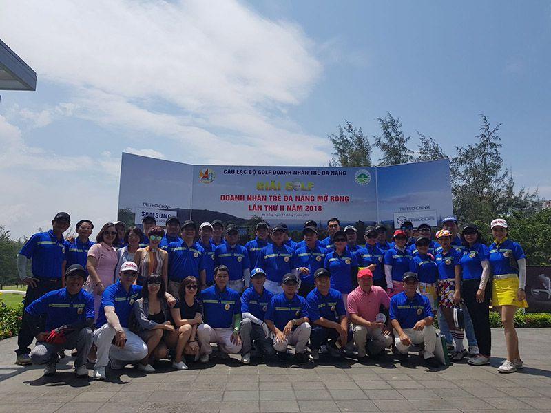 Giải Golf Doanh nhân trẻ Đà Nẵng