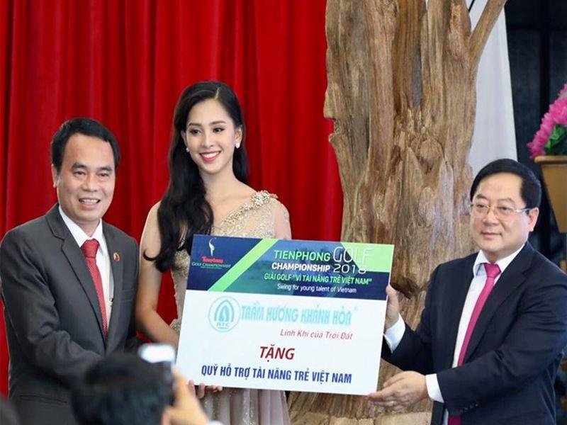 Sức hấp dẫn tại giải Tiền Phong Golf Championship 2018