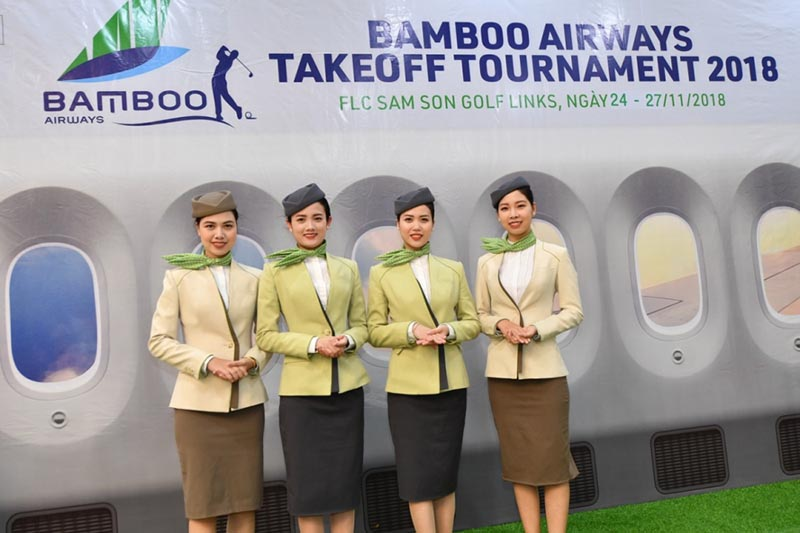 Giải golf Bamboo Airways