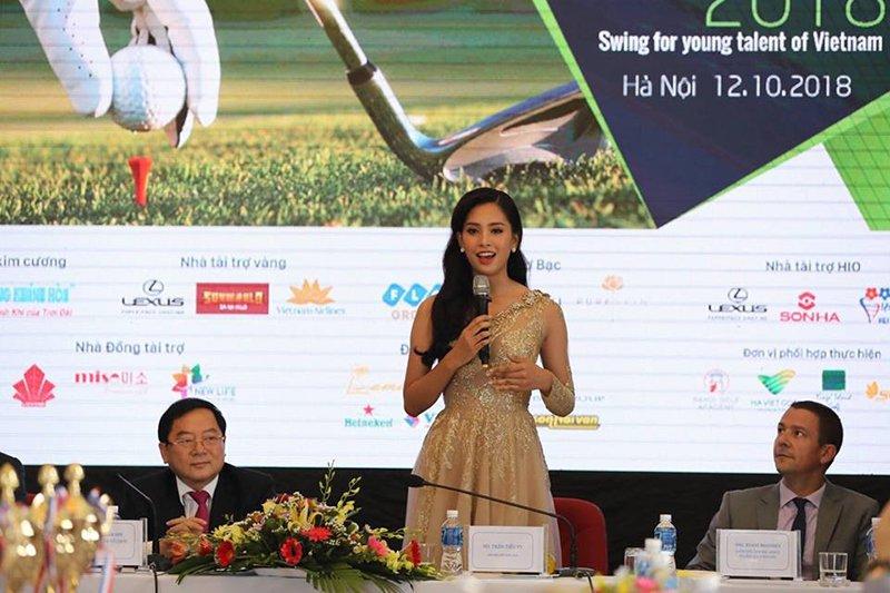 Giải tiền Phong Golf Championship 2018