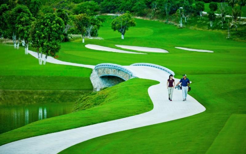 Sức hút của bất động sản nghỉ dưỡng sân golf