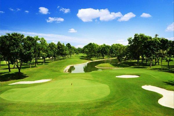 Sân golf Vietnam Golf Country Club đẳng cấp